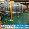 江阴工业机器人防护栏 定制机器设备防护栏 龙桥护栏厂家制造