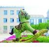 卡通绿雕生产厂家-卡通绿雕哪家公司靠谱