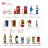 鹤壁酒水单印刷制作-价格划算的酒水单定制就在新旺菜谱