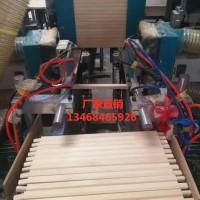 木工数控双端铣,全自动数控双端铣榫机,木工两头铣榫机
