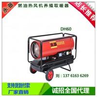 燃油热风机DH60升温快 猪舍育雏增温取暖器